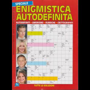 Speciale Enigmistica autodefinita - n. 97 - trimestrale - marzo - maggio 2019 -