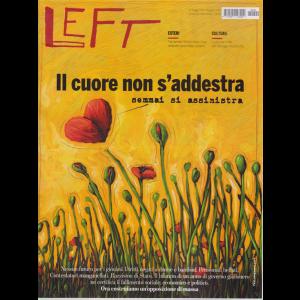 Left Avvenimenti - n. 22 - 31 maggio 2019 - 6 giugno 2019 - settimanale -
