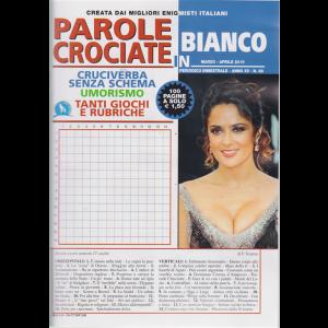 Parole Crociate In Bianco - n. 88 - bimestrale - marzo - aprile 2019 - 100 pagine