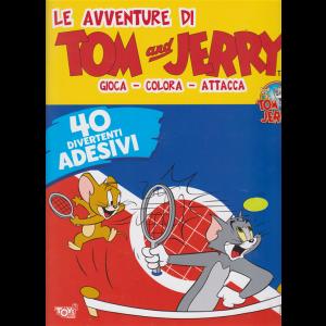 Toys2 Colora E Gioca - Le Avventure Di Tom and Jerry - n. 31 - bimestrale - 16 maggio 2019