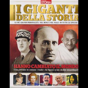 Conoscere la storia - I giganti della storia - n. 3 - bimestrale - giugno - luglio 2019 -