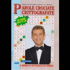 Parole Crociate crittografate - n. 311 - mensile - marzo 2019 - 100 pagine