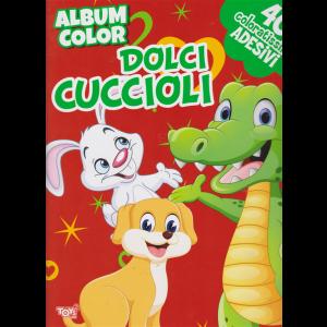 Album color dolci cuccioli - n. 43 - bimestrale - 23 maggio 2019 -