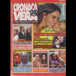 N.Cronaca Vera - n. 2440 - 4 giugno 2019 - settimanale di fatti e attualità