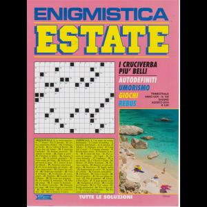 Enigmistica estate - n.102 - trimestrale - giugno - agosto 2019 -