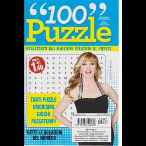 100 Puzzle -n. 7 - bimestrale - giugno - luglio 2019