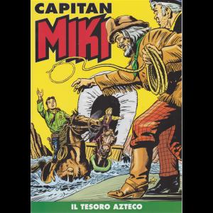 Capitan Miki - Il tesoro azteco - n. 17 - settimanale -