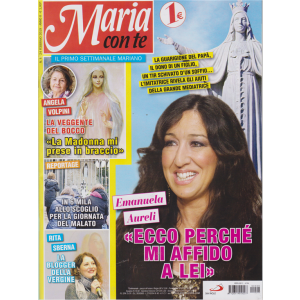 Maria Con Te - n. 8 - 24 febbraio 2019 - settimanale