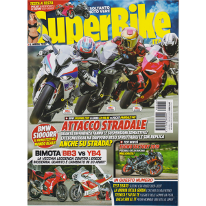 Superbike Italia - n. 6 - mensile - giugno 2019 -