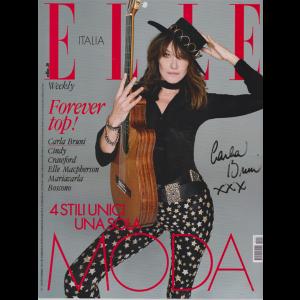 Elle - n. 7 - 2 marzo 2019 - settimanale -