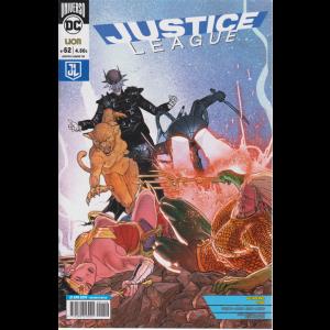 Justice League - n. 110 - 21 aprile 2019 - quindicinale -
