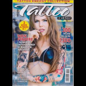 Supplemento Tattoo energy collection - n. 117 - giugno - luglio 2019 - 3 riviste al prezzo di 1