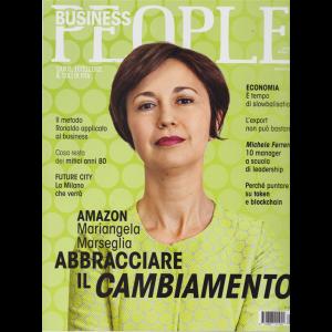Business People - n. 6 - giugno 2019 - mensile -