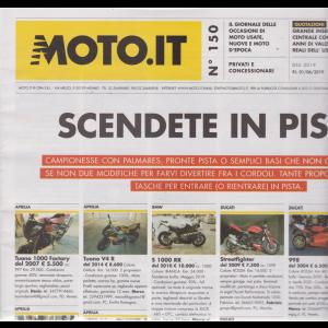 Moto.It - n. 150 - giugno 2019 - mensile -