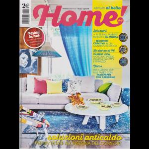 Home - n. 6 - bimestrale - giugno - luglio 2019 -
