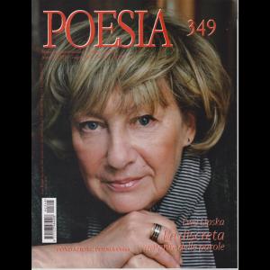 Poesia - n. 349 - mensile - giugno 2019 -