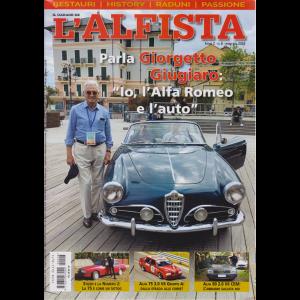 Il garage de L'alfista - n. 8 - maggio - giugno 2019 - bimestrale