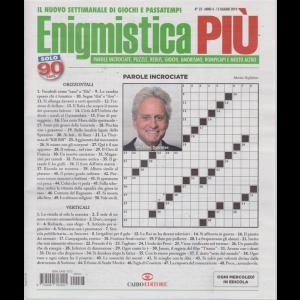 Enigmistica Piu' - n. 23 - 12 giugno 2019 - settimanale