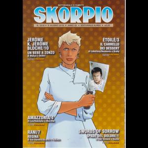 Skorpio - n. 2205 - 6 giugno 2019 - settimanale di fumetti