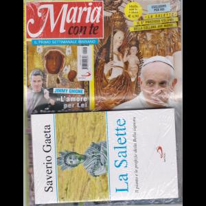Maria con te - n. 23 - 9 giugno 2019 - settimanale + il libro di Saverio Gaeta La Salette