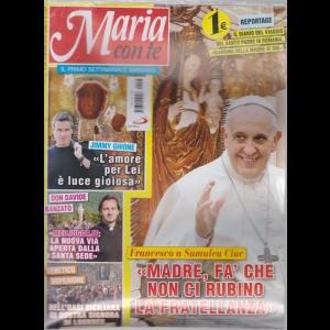 Maria Con Te -  n. 23 - 9 giugno 2019 - settimanale