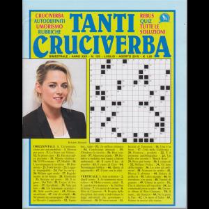 Tanti Cruciverba - n. 125 - bimestrale - luglio - agosto 2019 -