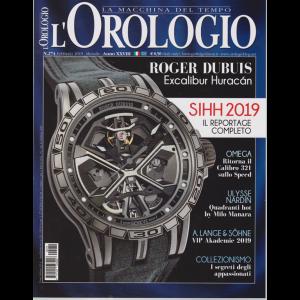 L'orologio - n. 274 - febbraio 2019 - mensile -