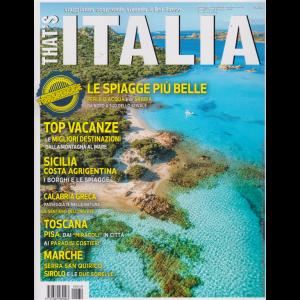 That's Italia - n. 30 - giugno - luglio 2019 - bimestrale -