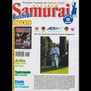 Samurai bushido pugilato - n. 6 - giugno 2019 - 80 pagine