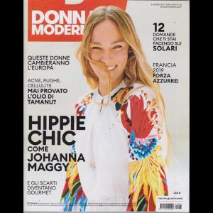 Donna Moderna - n. 25 - settimanale - 6 giugno 2019 -
