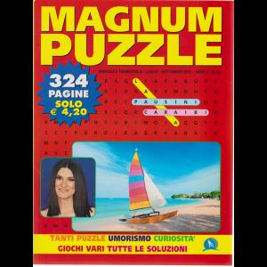Magnum puzzle - n. 58 - trimestrale - luglio - settembre 2019 - 324 pagine - Laura Pausini