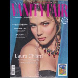 Vanity Fair  - n. 23 - settimanale - 12 giugno 2019 - + Vanity Fair health - 2 riviste