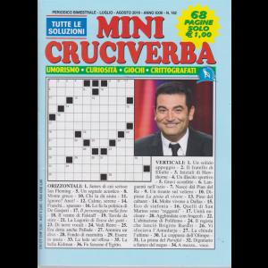 Mini Cruciverba - n. 162 - bimestrale - luglio - agosto 2019 - 68 pagine