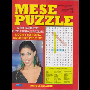 Mese Puzzle - n. 103 - trimestrale - luglio - settembre 2019 -