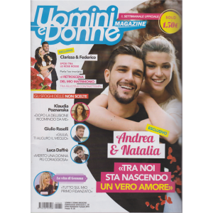 Uomini E Donne Magazine - n. 20 - 6 giugno 2019 - settimanale
