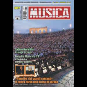 Musica - n. 307 - 3/8/2018 - mensile