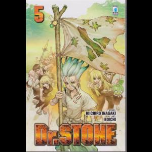 Dragon 252 - Dr. Stone 5 - mensile - giugno 2019 - edizione italiana