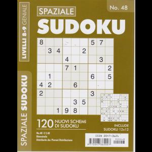 Spaziale Sudoku - livelli 8-9 geniale - n. 48 - bimestrale
