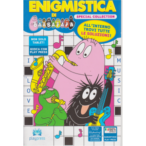 Enigmistica di Barbapapà - n. 6 - giugno - luglio 2019 - bimestrale