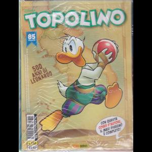 Topolino - n. 3315 - settimanale - 5 giugno 2019 - edizione speciale - + + statuetta dorata