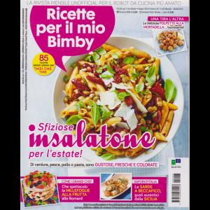 Ricette Per Il Mio Bimby - n. 43 - giugno 2019 - mensile -