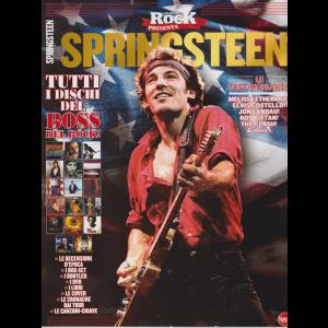 Classic Rock presenta Springsteen - n. 1 - bimestrale - febbraio - marzo 2019