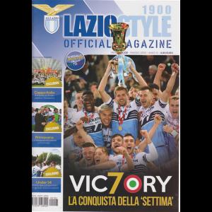 Lazio Style 1900 - official magazine - n. 102 - mensile - maggio 2019 -
