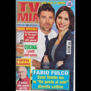 Tv Mia - n. 24 - settimanale - 18 giugno 2019