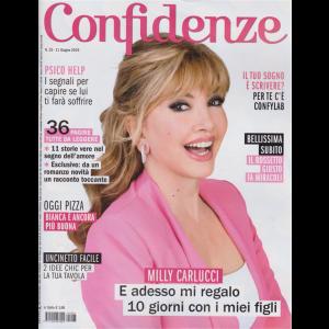 Confidenze - n. 25 - 11 giugno 2019 - settimanale