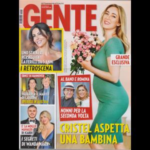 Gente - n. 8 - 2/3/2019 - settimanale