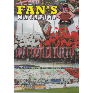 Fan's Magazine - n. 396 - dal 7 giugno 2019 - quattordicinale