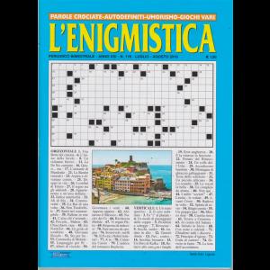 L'enigmistica - n. 116 - bimestrale - luglio - agosto 2019 -