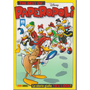 The best of Paperopoli - Disney Compilation - n. 9 - bimestrale- 12 giugno 2019 -
