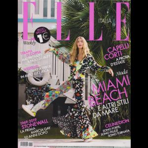 Elle  - n. 23 - 22/6/2019 - settimanale -